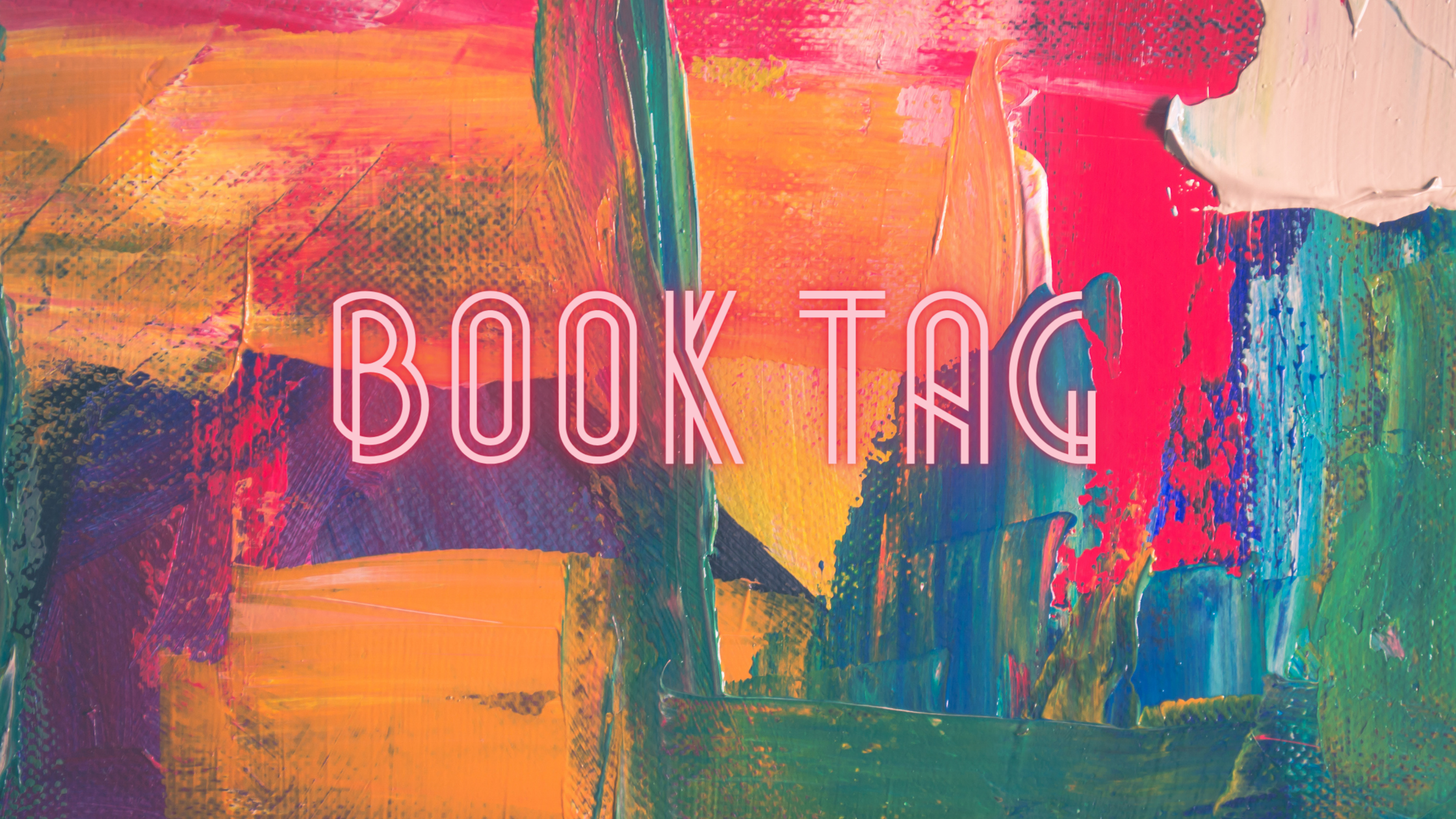 The Recommendations Book Tag