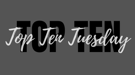 Top Ten Tuesday: Book Titles That Give Me Crayola Crayon Vibes
