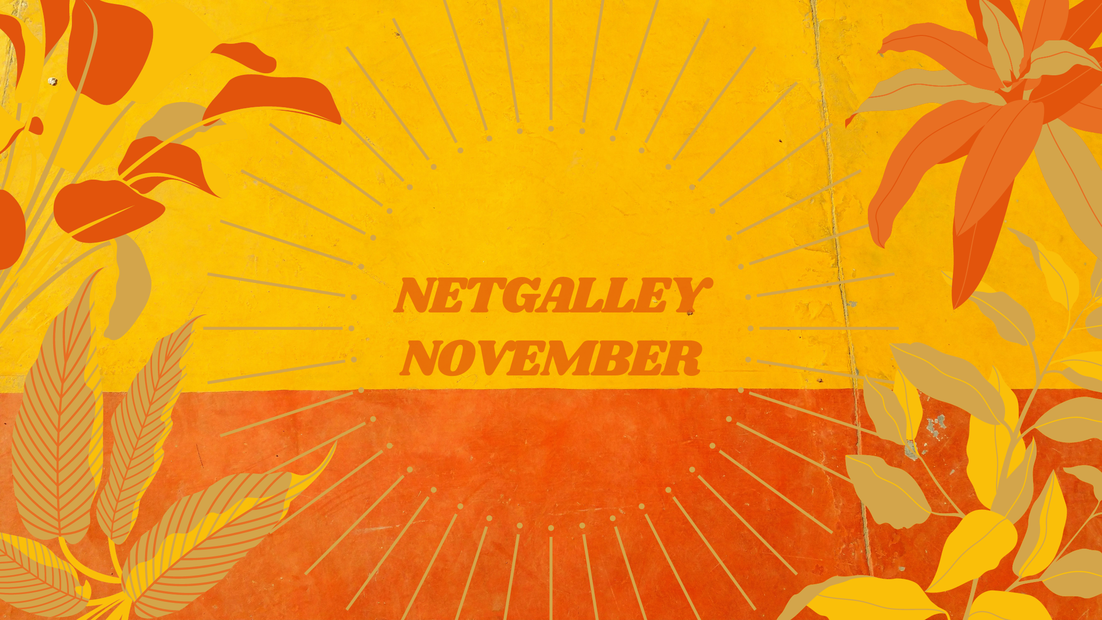 NetGalley November — Learning From My Mistakes