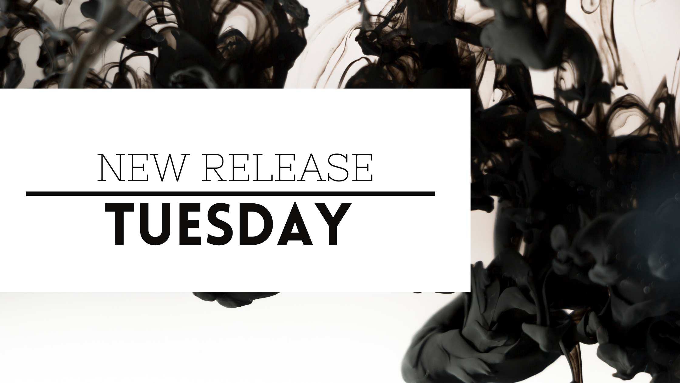 New Release Tuesday (10/13/20)